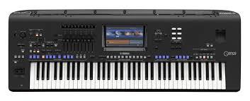 Yamaha Genos - TOP model mezi keyboardy