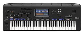 Yamaha Genos - TOP model mezi keyboardy