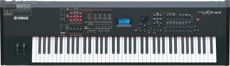 Syntezátor S 70 XS - Stage piano & workstation